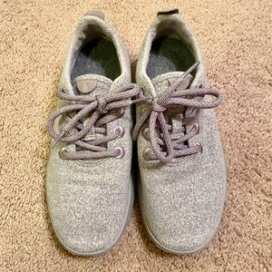 Allbirds Women's Wool Runners Lavender